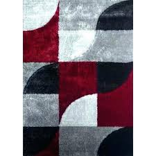 red black and gray area rugs large rug brown plain medium size of grey round white round grey area rug