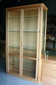 wall display cabinet with glass doors wood and glass display cabinet amazing display cabinets design with glass doors for your storage ideas small wall