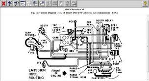 chevy emission diagram wiring diagram rows