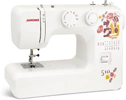 <b>Швейная машина Janome Sew</b> Dream 510