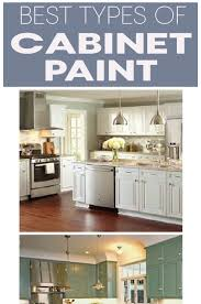 best types of paint for your kitchen cabinets explained so you can pick the right one
