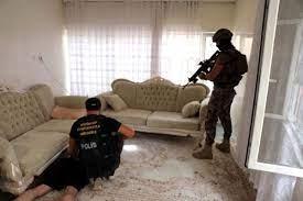 Son Dakika: Gaziantep'te, 957 polisle 12 saat sürecek uyuşturucu operasyonu  başladı - Haberler