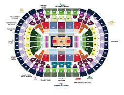 Capitals Interactive Seating Chart Capital One Arena Seating Charts For Concerts Events C