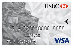 Card Hsbc Credit - On Log