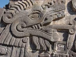 Resultado de imagen para calendario maya serpiente  autoexistente roja