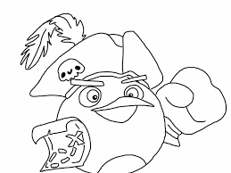 736x552 big red angry bird coloring pages