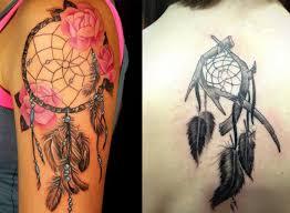 ловец снов тату значение для девушек и мужчин фото татуировок