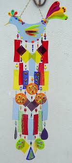 stain glass wind chimes stained driftwood by on free patterns happy stained glass wind chimes erfly valances
