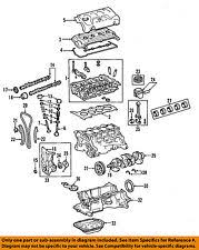 toyota car and truck cylinder heads and parts toyota oem engine cylinder head 1110121062