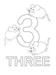 free printable number coloring pages perfect for the dr s office waiting at a restaurant
