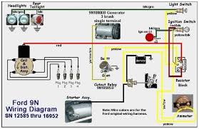 9n ford tractor wiring diagram Ford 9n Wiring Harness wiring diagram schematic for 9n ford tractor mamayell net ford 9n wiring harness 12 volt