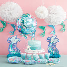 Mermaid Party Supplies Ideas | Unique Industries Blog