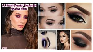 selecting the correct eyeliner is a really important part of eye makeup a brown smokey eye is called a clic and unquestionably a staple in the makeup