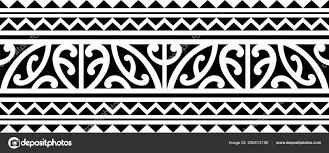 полинезийские тату рукав шаблона самоа эскиз предплечья ноги дизайн