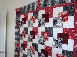 Red White Quilts – boltonphoenixtheatre.com & ... Red White Blue Quilt Blocks Red Find This Pin And More On Red White Black  Quilts ... Adamdwight.com