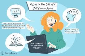 Call Center Agent Job Description Salary More
