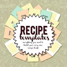 recipe book cover template downloads cookbook cover template personalized publishing printable recipe