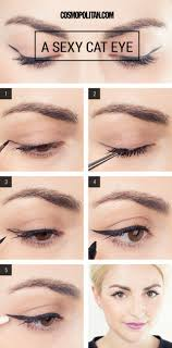 how to do cat eye makeup