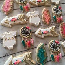 Dream Catcher Baby Shower Cake dream catcher Product tags Hayley Cakes and Cookies 72