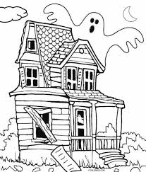 Small Picture Halloween Haunted House coloring pages 2 Nice Coloring Pages for