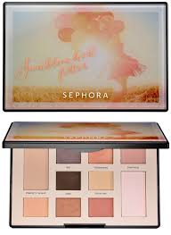 sephora colorful eyeshadow photo filter palette arrive