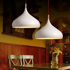 nordic lighting. Japanese Pendant Lights Solid Brief White Nordic Light Iron Decorative Cafe Bar Living Room Hanging Lamp-in From Lighting 8