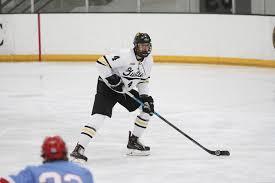 Mens Hockey Sweeps Lawrence University Gusties Prepare For