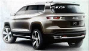 Jeep C Suv To Drop Cusw Platform Share Styling With The Jeep