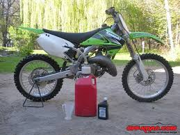 2 Stroke Dirt Bike Oil Mix Chart Two Stroke Fuel Ratios Pre Mix Myth Vs Reality Off Road Com