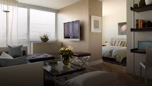 Studio Apartment Upper East Side Manhattan Interior Design Including  Stunning Exterior Trend
