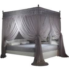 5 Best Four Poster Canopy Bed Frames 2018 (Comparison, Curtains)