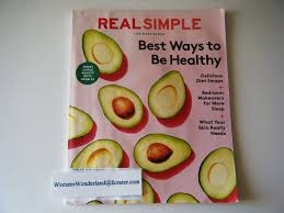 real simple february 2018 organize ideas dinners finance travel money goals