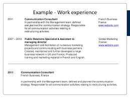 Describe Language Skills On Resume Choppix
