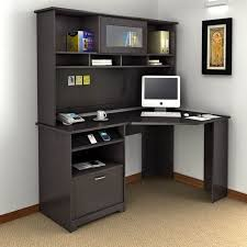 ikea computer desk design with white wall color schemes and brown floor rugs ideas