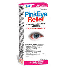 photo of trp pinkeye relief homeopathic eye drops 0 33 fl oz 1 count