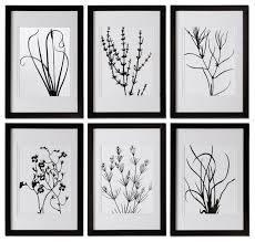 >wall art designs black wall art contemporary home decor black and  black wall art contemporary home decor black and white leaves wall art contemporary home