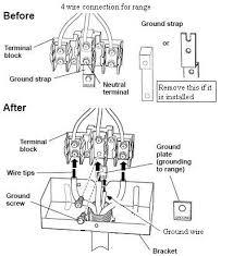 4 wire range wiring diagram wiring diagram 4 wire range wiring diagram wiring diagrams 4 wire range wiring diagram