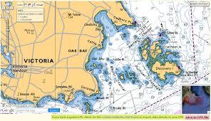 Ocean Charts Bc Love Living Coastal Nautical Art Of The Ages
