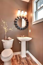 pedestal sink ideas bathroom