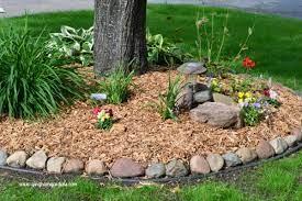 low maintenance flower garden