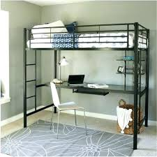 bunk bed office underneath. Lofted Bed With Closet Underneath Loft Desk Dresser Combo Over . Bunk Office
