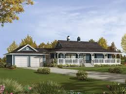 one story house plans with porch unique e story ranch house plans with wrap around porch