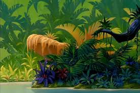 Lion King Wallpaper For Bedroom Jungle Back Drop Disney Crossover Empty Backdrop From The Lion