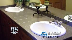 nashville bathtub refinishing countertop refinishing ceramic tile refinishing miracle method best you