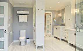 traditional bathroom lighting ideas white free standin. Room Divider Design Ideas Bathroom Traditional With Train Rack Light Gray Walls Lighting White Free Standin