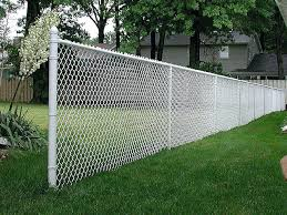 painting chainlink fence inexpensive way to improve chain link fence spray paint