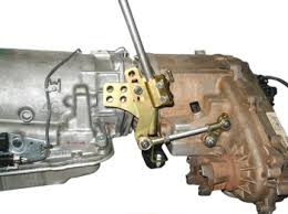 the novak sk2x shifter assembly for the jeep models 231 207 and skx2 v2 4l60e 231 side view the transmission