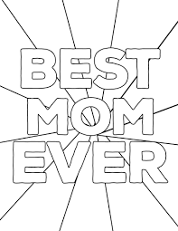 Two mothers with baskets of flowers. Free Printable Mother S Day Coloring Pages Paper Trail Design