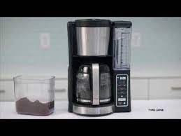 Our removable water reservoir allows for easy filling without the mess. Meet The Ninja 12 Cup Programmable Coffee Brewer Ce200 Series Youtube