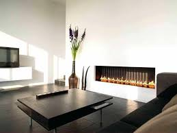 modern vent free fireplace modern vent free natural gas fireplace
